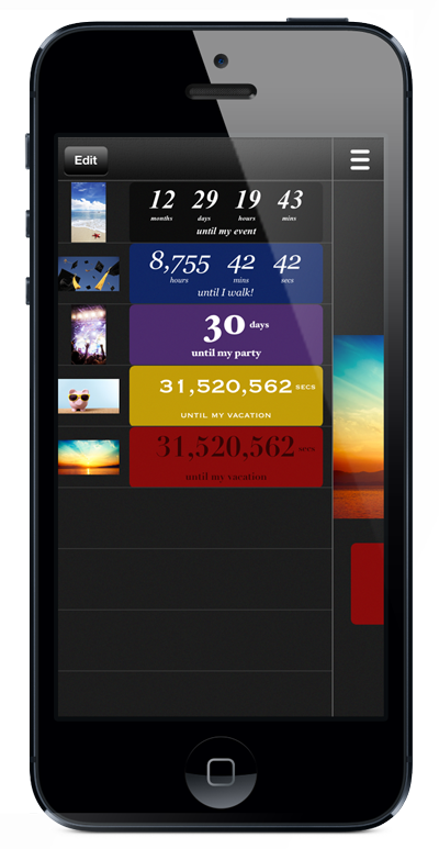 how to add a live countdown app to facebook