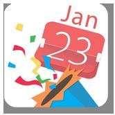 Countdown mobile app