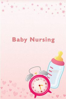 Baby Nursing mobile app